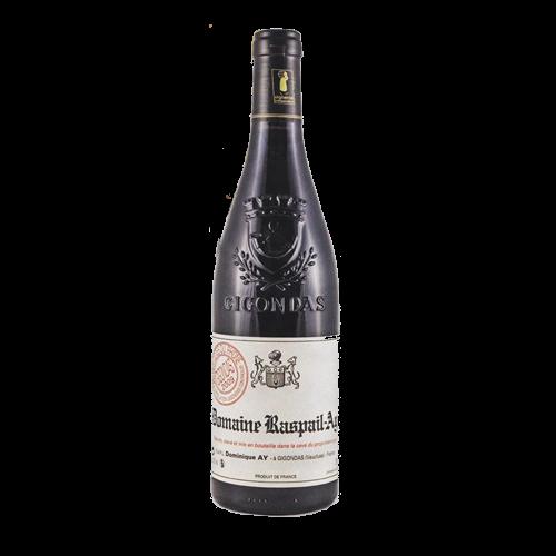 Domaine Raspail-Ay-Gigondas-Rouge-2016-AOP-GIGONDAS